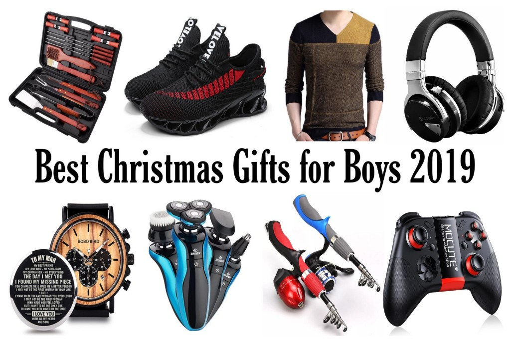 Christmas Gifts For Women 2019.Best Christmas Gifts For Boyfriend 2019 Top Gift Ideas For