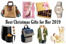 Top Christmas Gift Ideas for Wife 2019