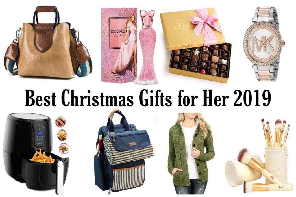 Best Christmas Gifts for Her 2019 | Top Christmas Gift ... Gift Ideas For Christmas 2019