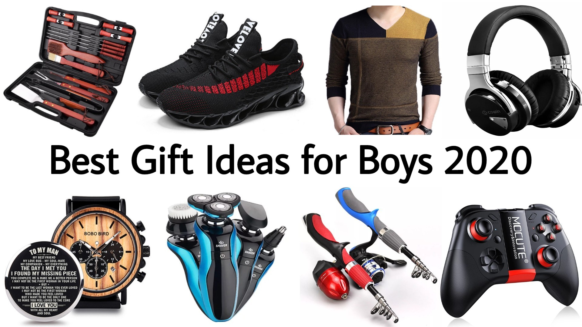 Best Christmas Gifts for Boys 2020 | Best Birthday Gifts for Boyfriend 2020