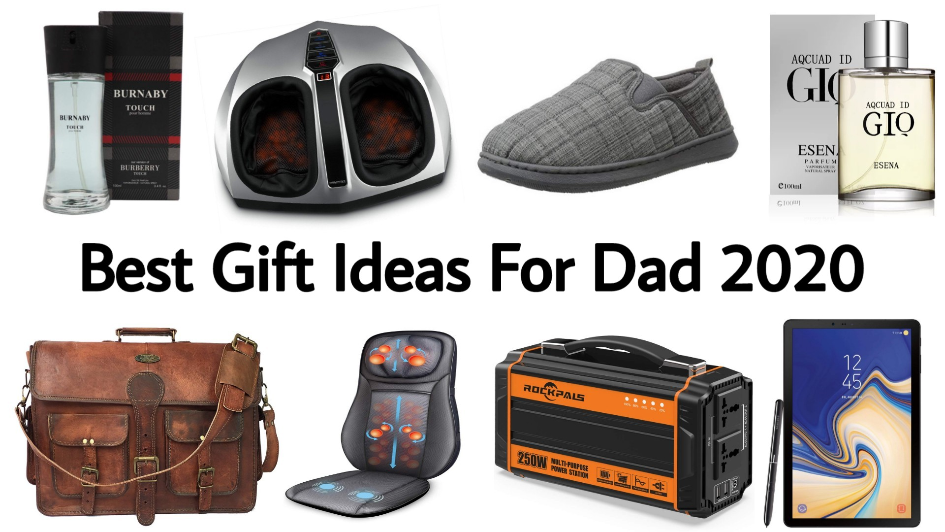 Dad Christmas 2020 Best Christmas Gifts for Father 2020 | Birthday Gift Ideas for Dad