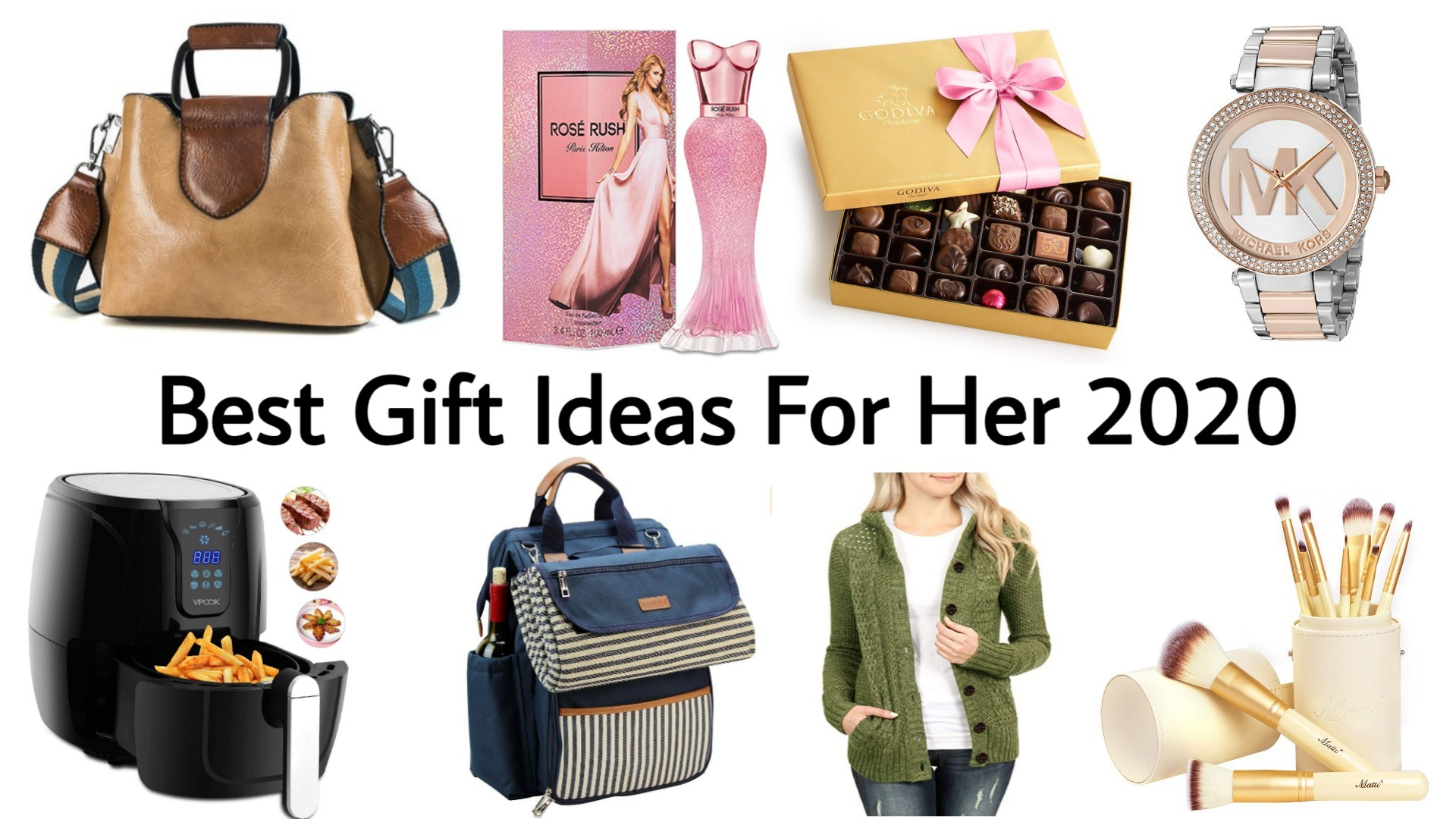Best Christmas Gifts for Her 2020 | Best Birthday Gifts for Wife 2020