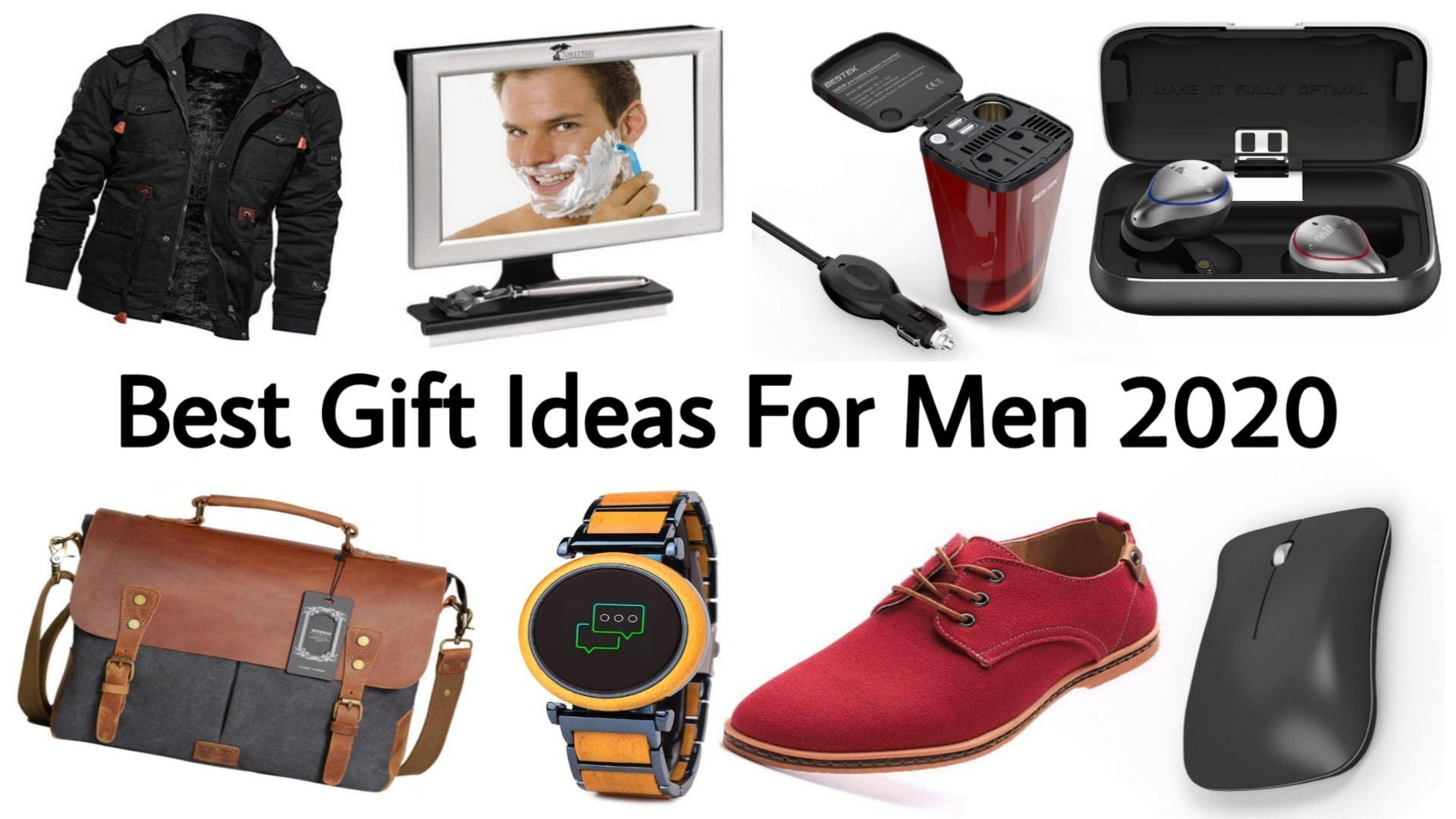 Best Christmas Gifts For Men 2020 Best Christmas Gifts for Men 2020 | Birthday Gift Ideas for Guys