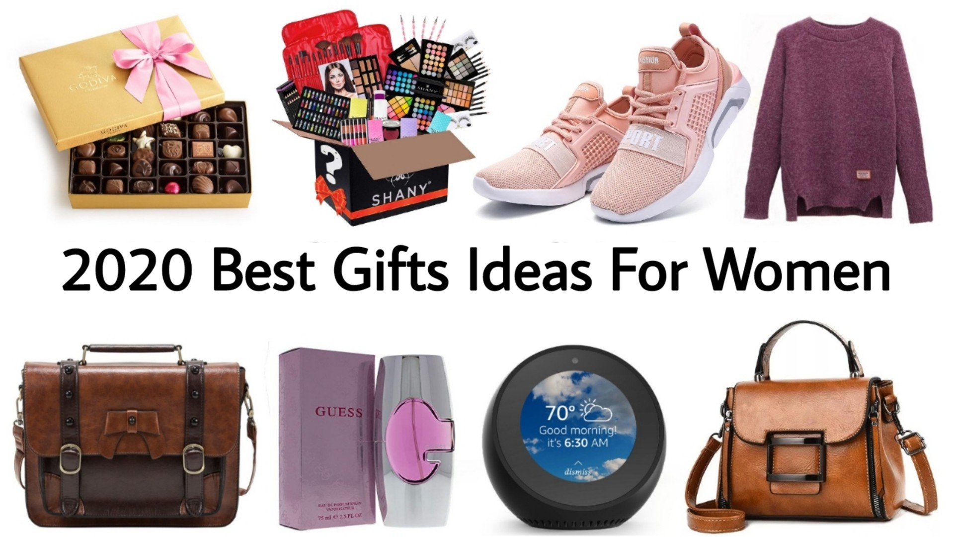 Best Womens Christmas Gifts 2020 Best Christmas Gifts for Women 2020 | Top Gift Ideas for Women