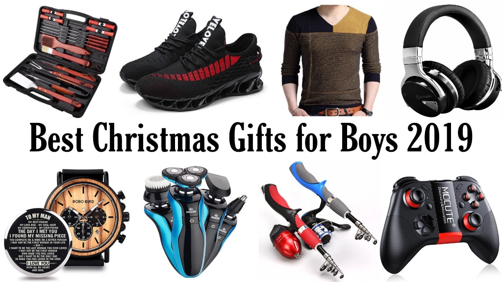 Gifts For Boyfriend Christmas 2019 Best Christmas Gifts For Boyfriend 2019 | Top Gift Ideas for Boys