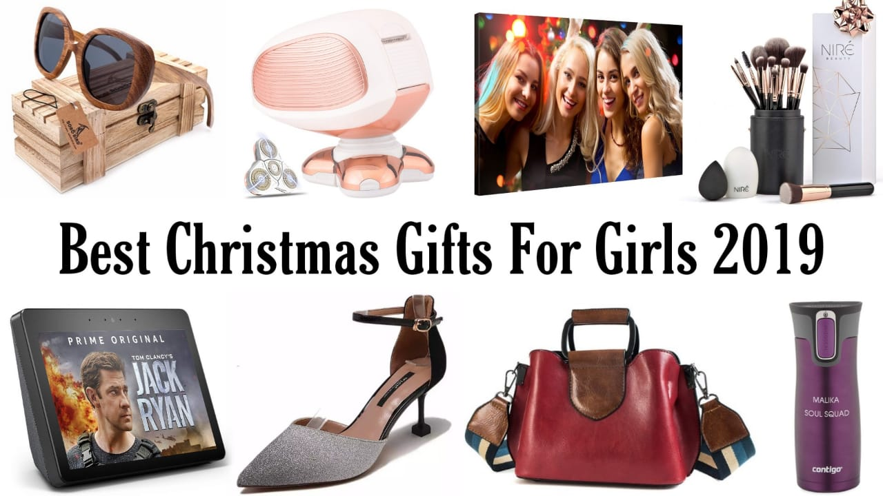 Best Christmas Gifts For Girlfriend 2019 | Top Gift Ideas ... Gift Ideas For Christmas 2019