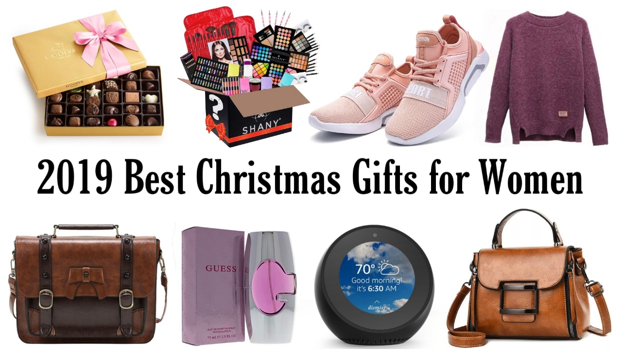 Best Christmas Gifts for Women 2019 | Top Gift Ideas for ... Gift Ideas For Christmas 2019