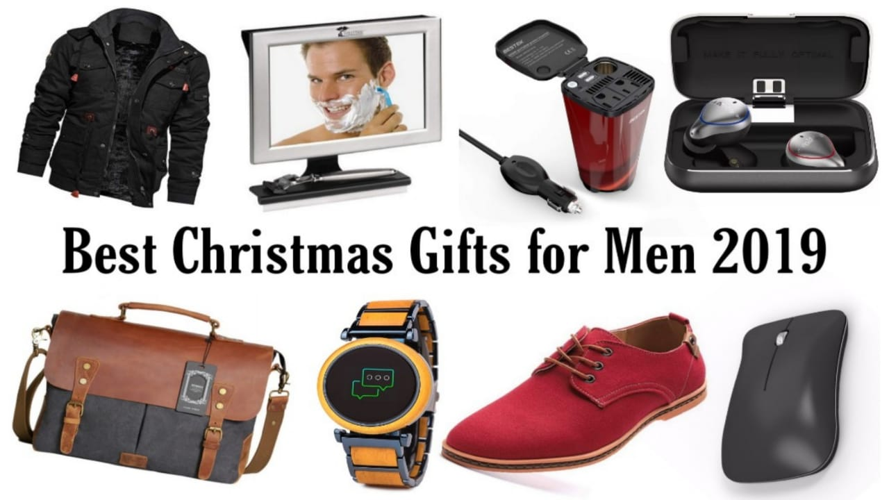 Best Christmas Gifts for Men 2019 | Top Christmas Gift ... Gift Ideas For Christmas 2019