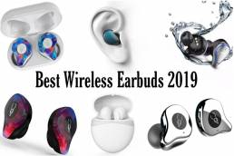 Best Wireless Earbuds 2019
