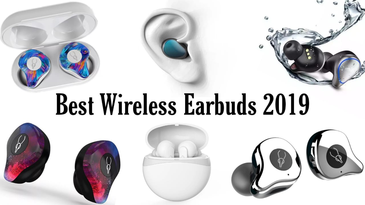 Best Bluetooth Earpiece 2020.Top 10 True Wireless Earphones 2019 2020 Best Bluetooth