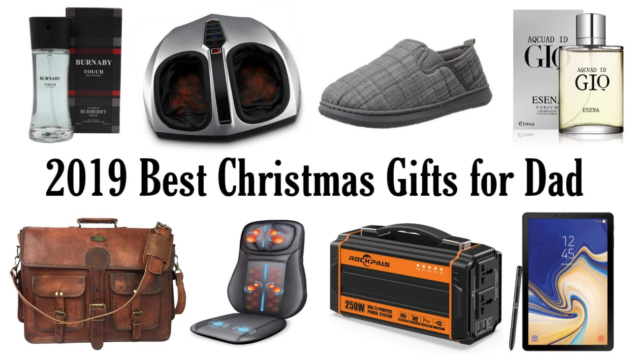 Best Christmas Gifts For Father 2019