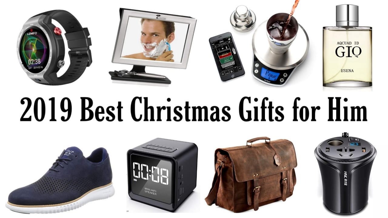 Christmas Ideas For Him 2019 Best Christmas Gifts for Him 2019 | Top Gift Ideas for Husband