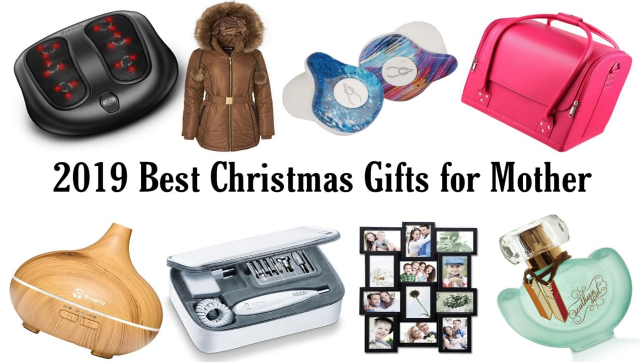 Best Christmas Gifts for Mother 2019 | Top Gift Ideas for ... Gift Ideas For Christmas 2019