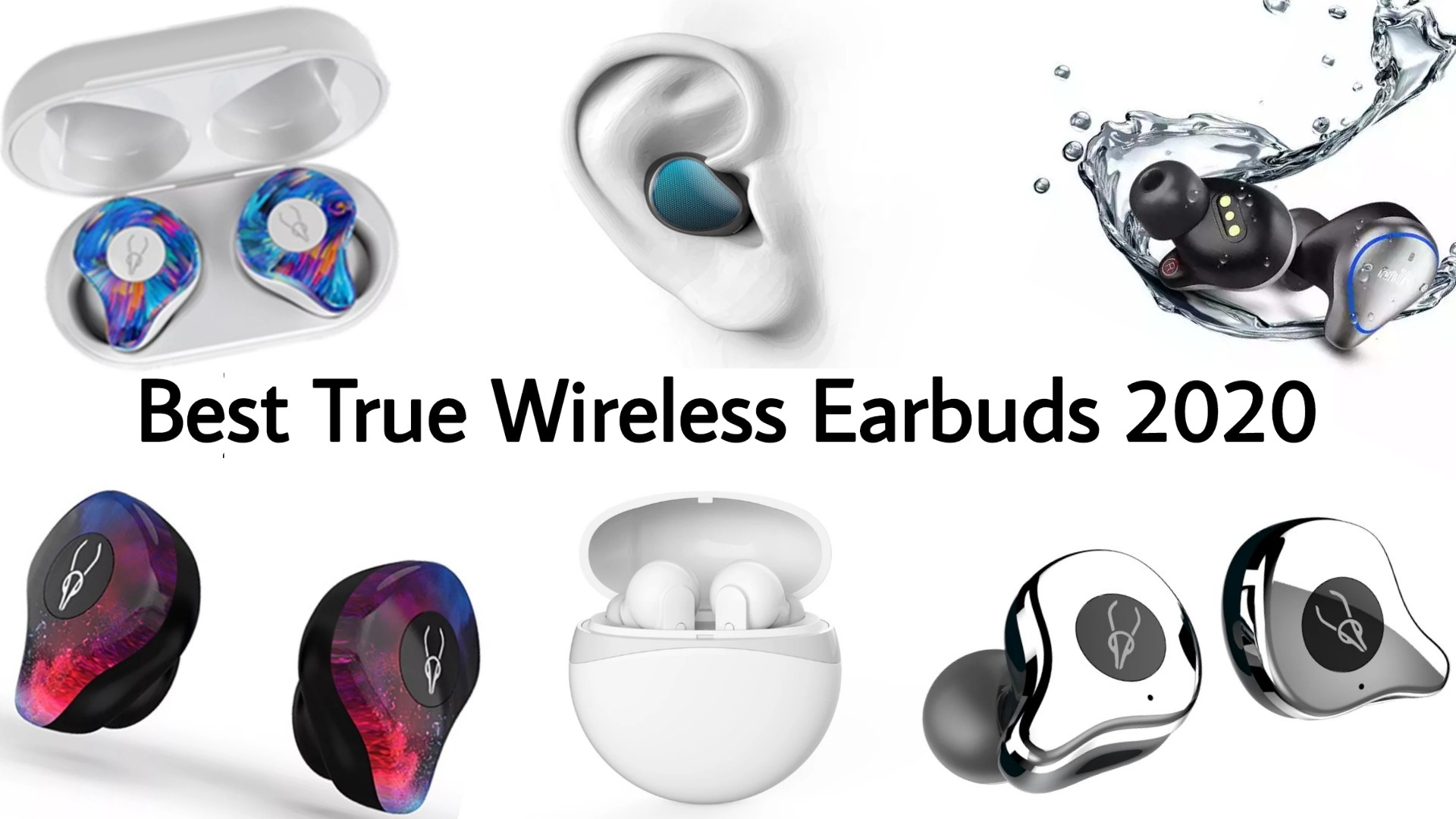 Top 10 True Wireless Earphones 2020 Best Bluetooth 5 0 Earbuds