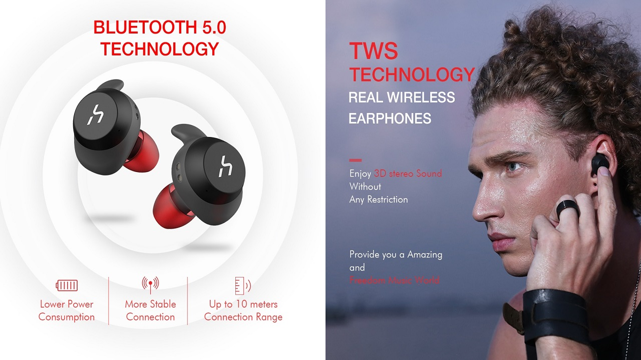 One of The Top Wireless Earphones 2020