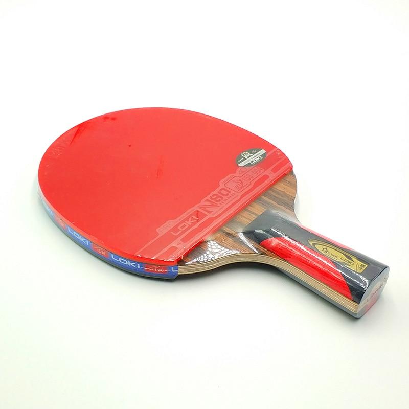 LOKI Professional Table Tennis Racket 2019 - 2020