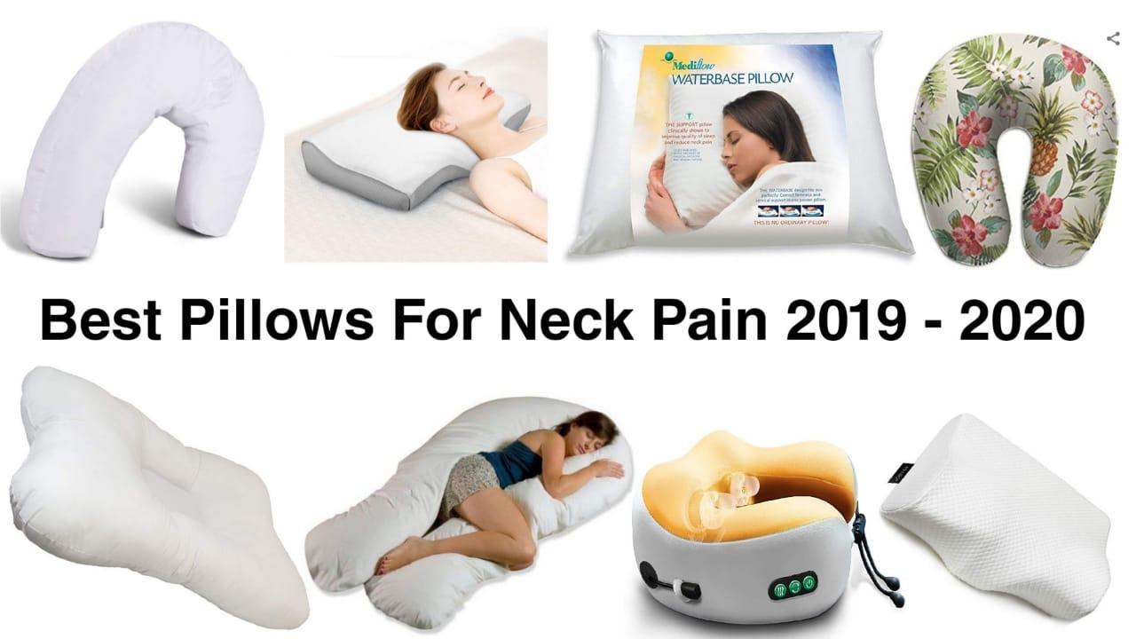 best pillow 2020 Best Pillows for Neck Pain 2019 – 2020 | Top Pillows for Neck