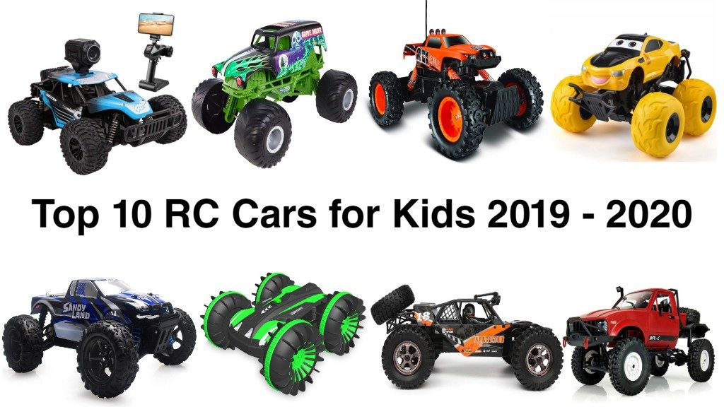 Best RC Cards for Kids 2019 - 2020