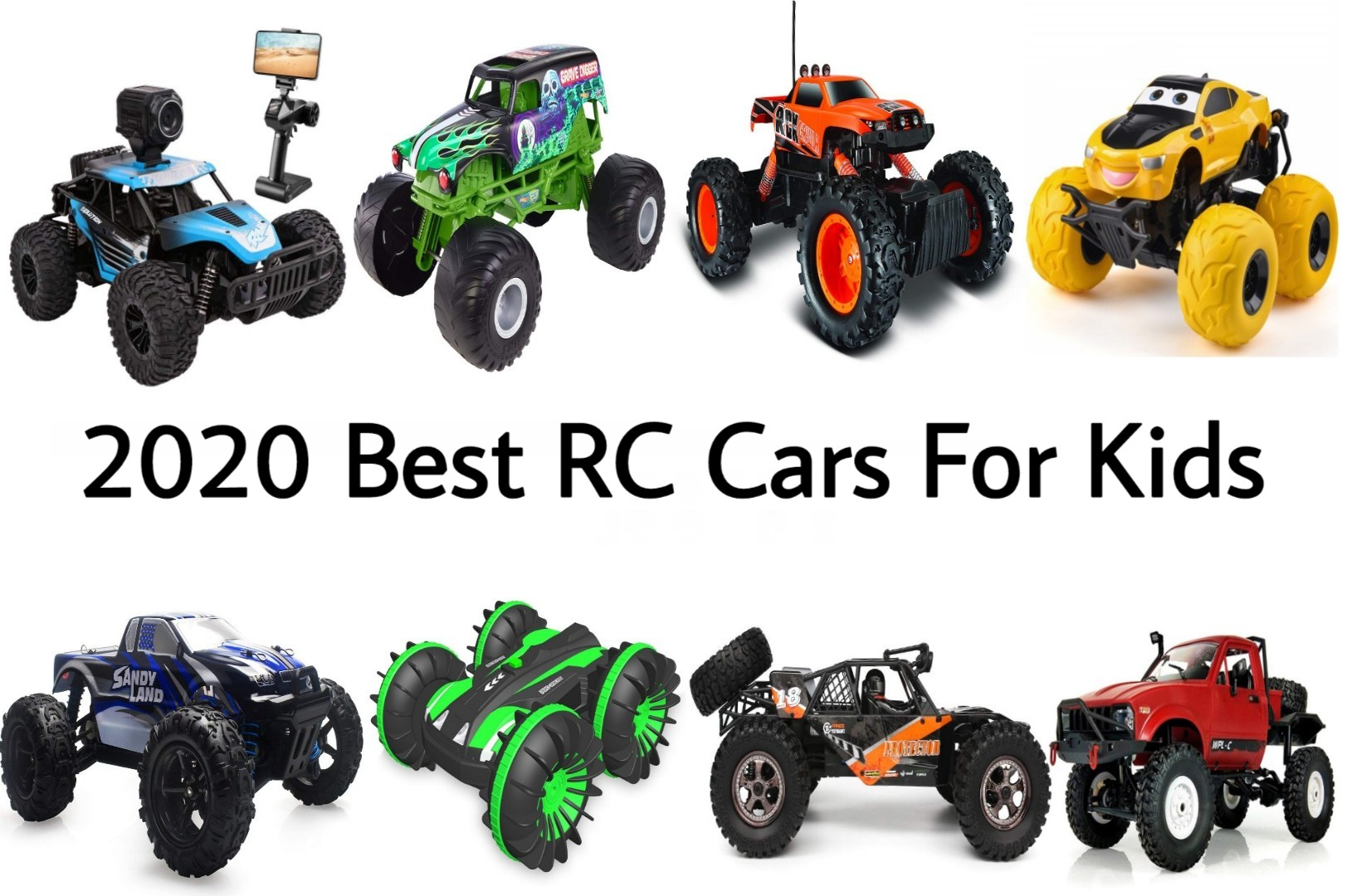 2020 Best Remote Control Cars for Kids