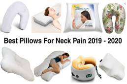Top 10 Pillows for Neck Pain 2019 - 2020