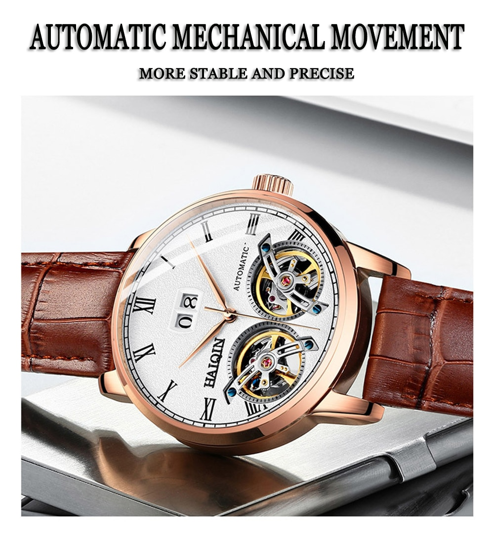 Best Automatic Business Watch for Men 2019