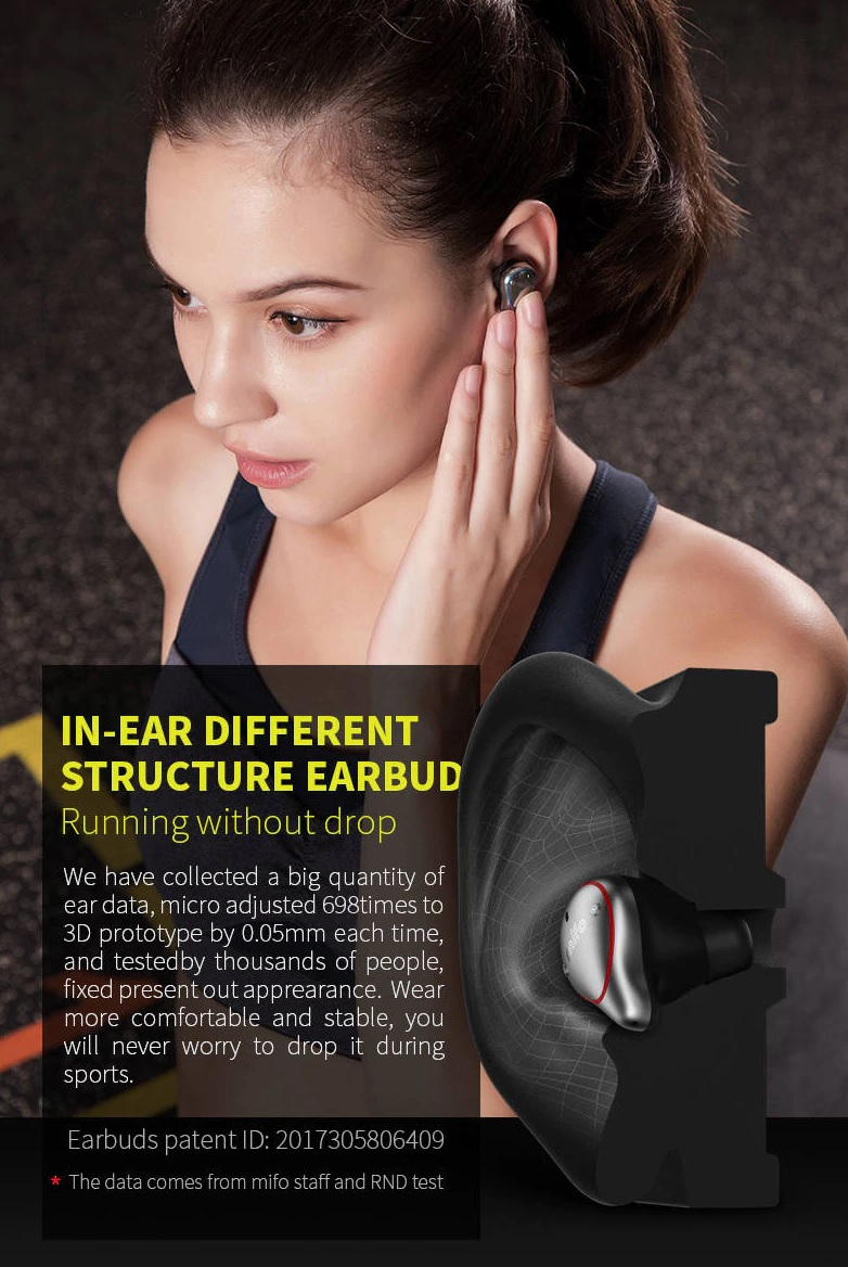 Mifo bluetooth 5.0 true wireless earbuds 2020