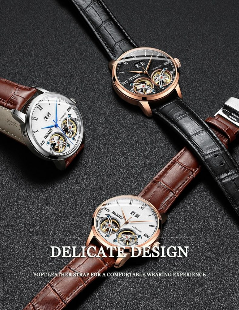 One of The top mechanical watches for men 2019 - 2020