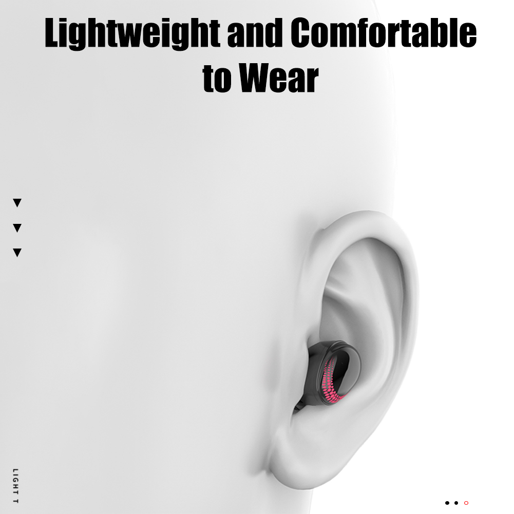 X10 Lightweight and Comfortable Wireless Earphones 2019 - 2020