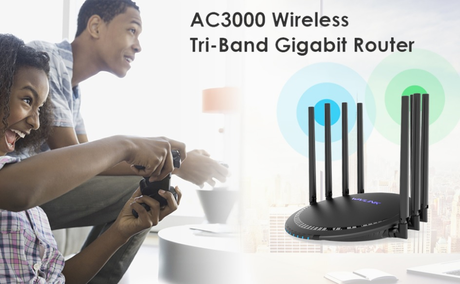 Wavlink AC3000 Tri Band WIreless Wifi Range Extender to Buy in 2020