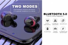 X10 Bluetooth 5.0 Earbuds 2019