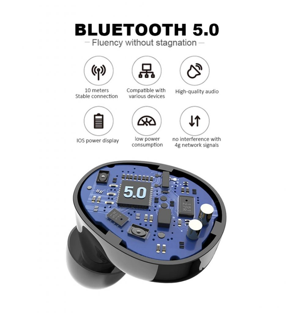 X10 Bluetooth 5.0 Headset 2019 - 2020