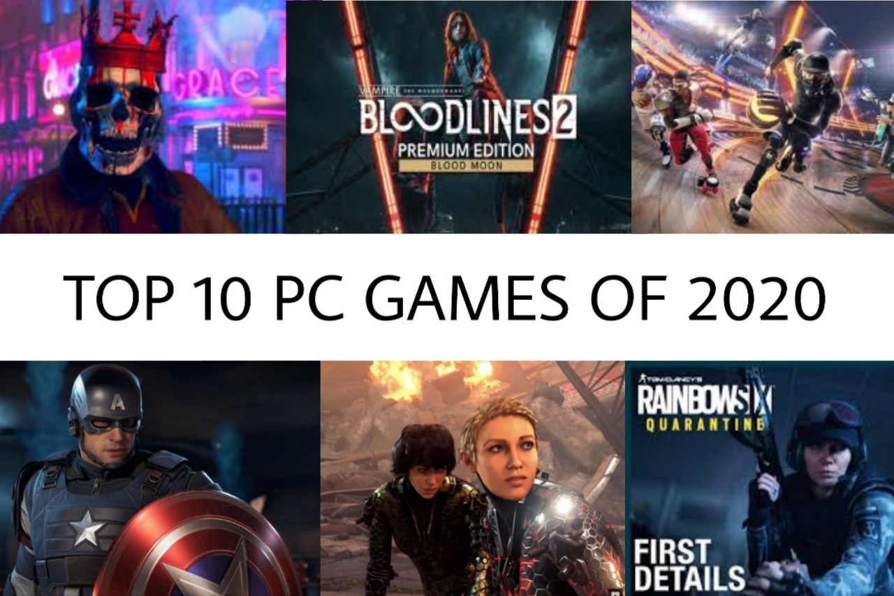 Best PC Games Of 2020 - Top 10 PC Games of 2020