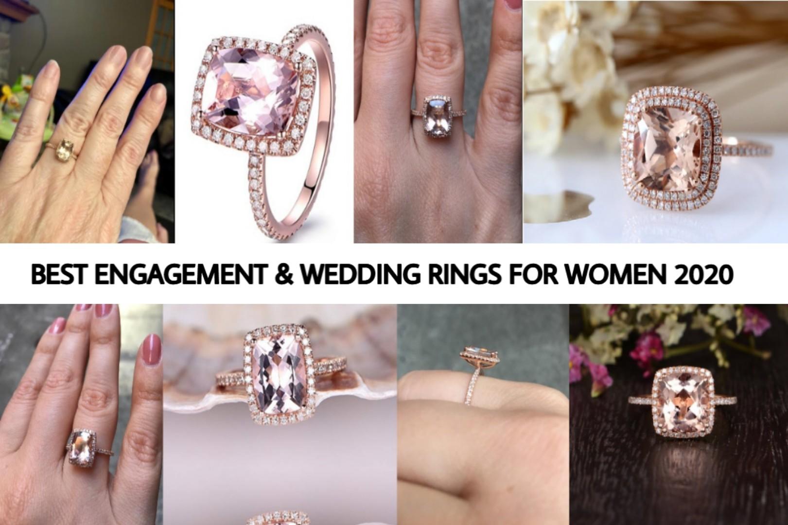 Best Engagement RIngs 2021 for Women