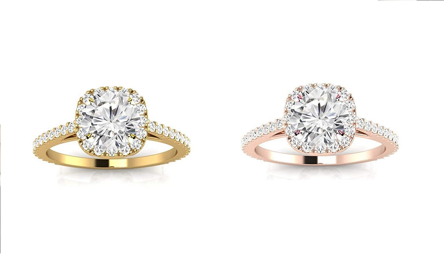 Diamond Engagement Rings 2020