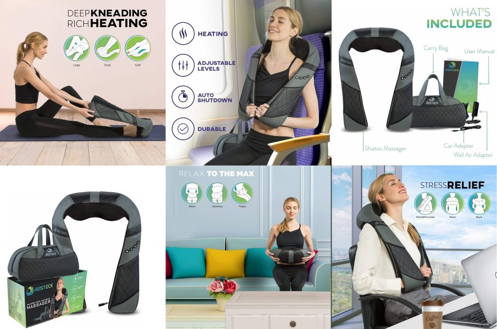 Full Body Massager - One Of The Perfect Gift Ideas for Her to Buy in 2020