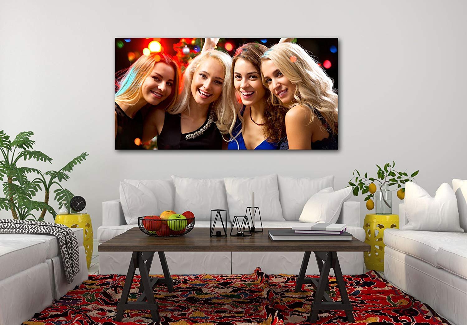 Your Photo On Canvas - One of The Best Perosonalized Gift Ideas for Her 2020