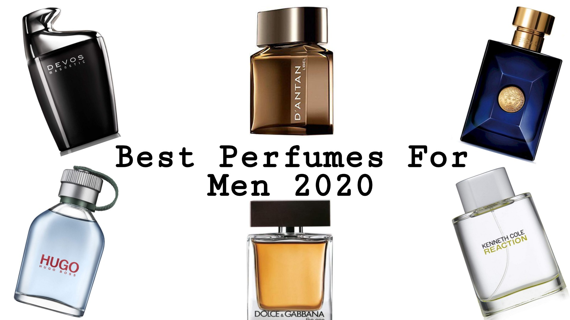 2020 Best Perfumes for Men