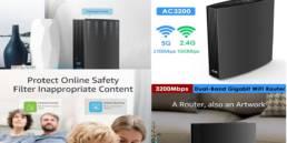 WAVE 2 MU-MIMO AC3200 Dual Band Wi-Fi Router