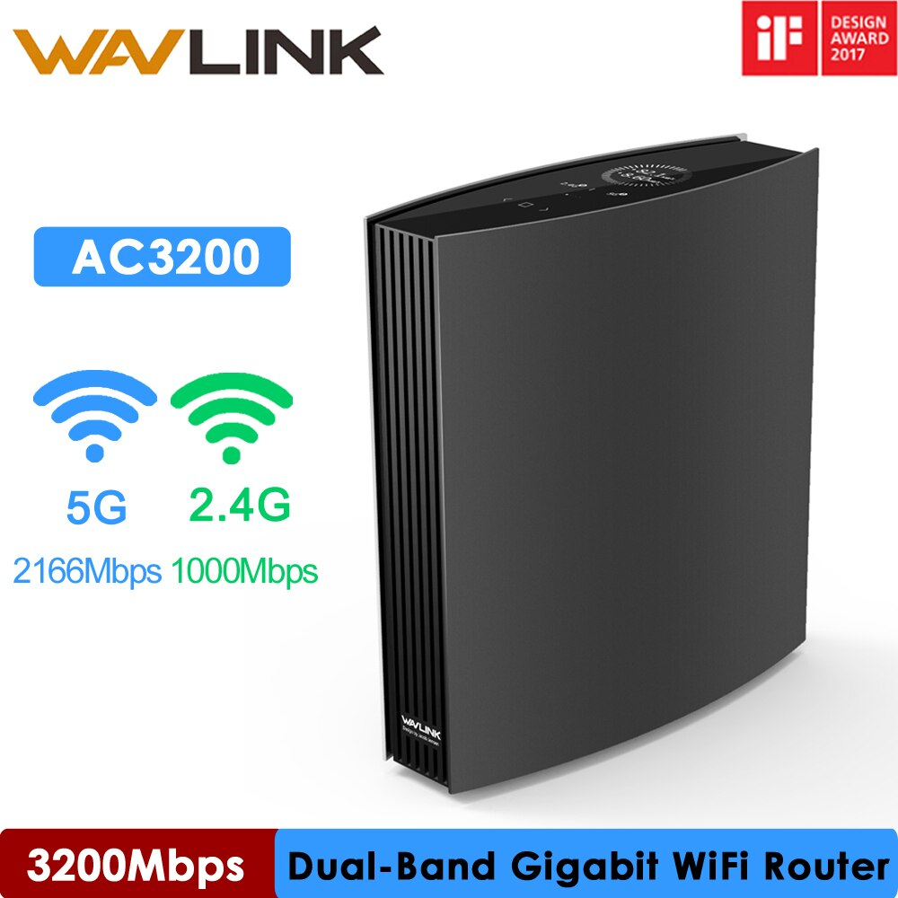 Wavlink AC3200 Dual Band Wifi Range Extender Review 2021