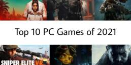 Best PC Games of 2021