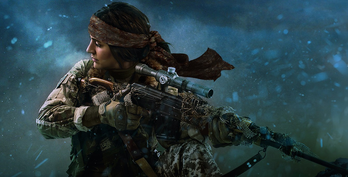 Best PC Game of 2021 for People Who Love Sniping