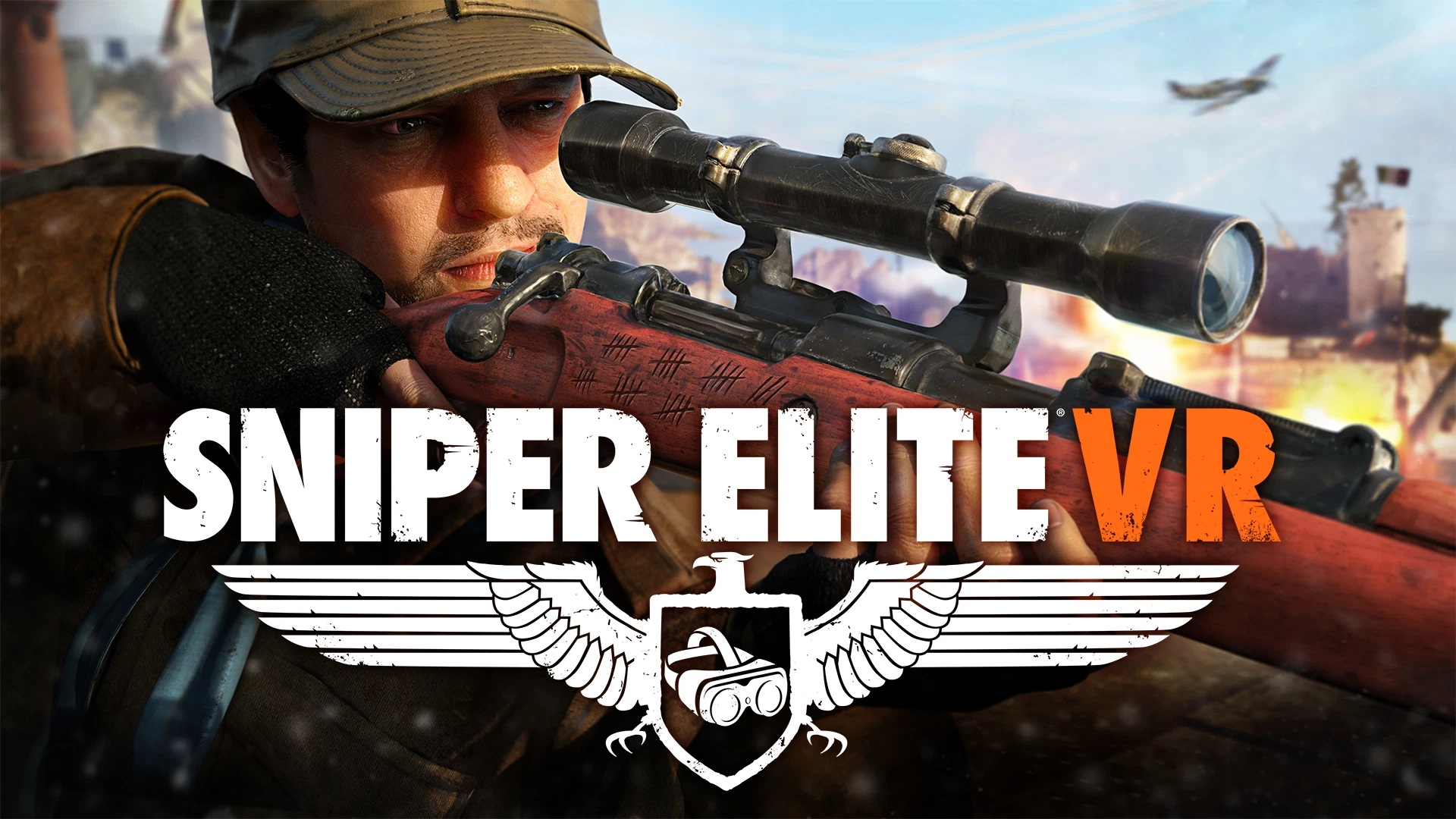 SNiper Elite VR - Best Tactical Shooter Video Game of 2021 for PC