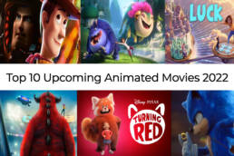 Best Upcoming Animation Movies 2022