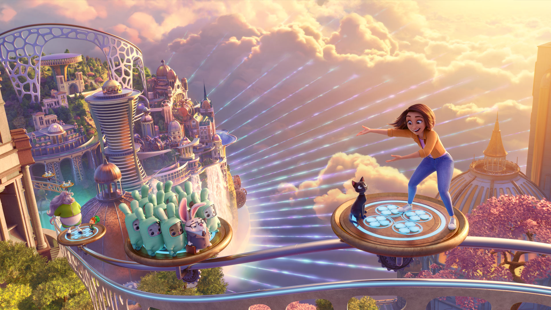 LUCK 2022 - One of The Top ANimation Movies 2022 for Kids