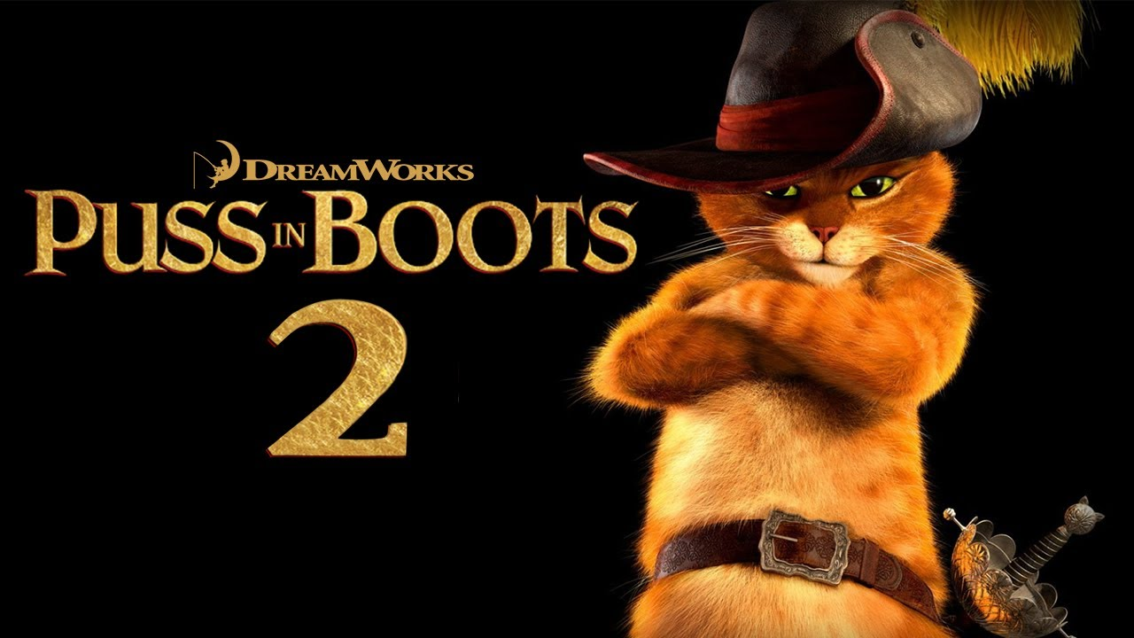 5) Puss in Boots: The Last Wish